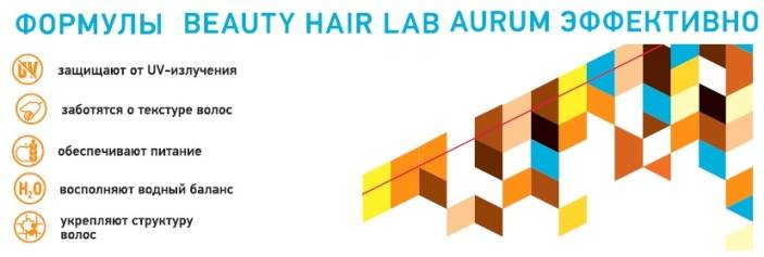 Estel Beauty Hair Lab Aurum Летняя Серия